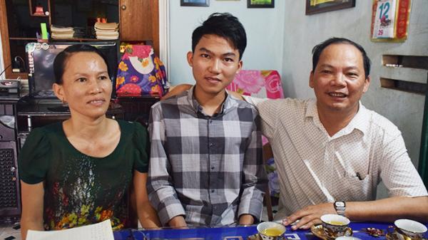 Trương Nhật Nguyên Bảo, thủ khoa tốt nghiệp THPT năm 2018 tại Quảng Nam