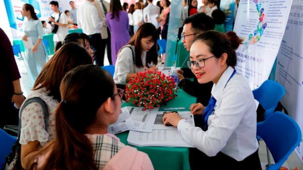 """Đà Nẵng: Hàng nghìn việc làm """"đón"""" sinh viên tốt nghiệp"""