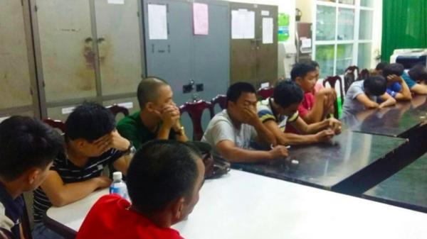 Đà Nẵng: Phá tụ điểm cá độ bóng đá trước trận Chung kết World cup 2018
