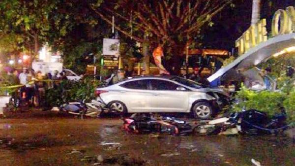 Đắk Nông:Tài xế tông chết 2 nữ sinh uống rượu trước khi lái xe