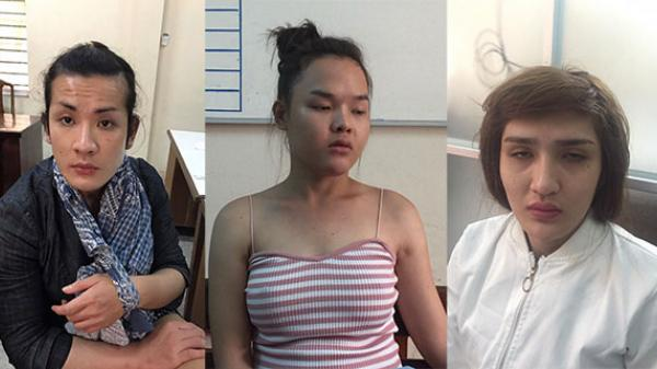 Đà Nẵng: Phát hãi với nhóm chuyển giới rủ khách Tây mua dâm rồi trộm tài sản
