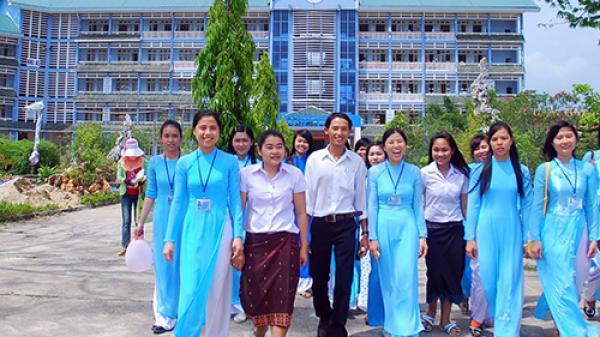 Trường Đại học Quảng Nam công bố mức điểm đăng ký xét tuyển năm 2018