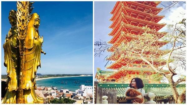 Ba ngôi chùa đẹp ở phía Nam trở thành điểm du lịch hot