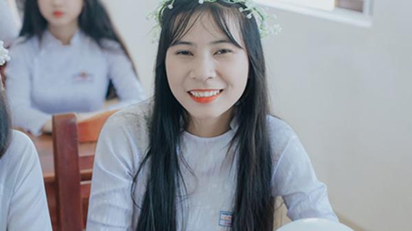 Nữ sinh Quảng Nam đạt 26,25/30 điểm trúng tuyển vào ĐH Duy Tân