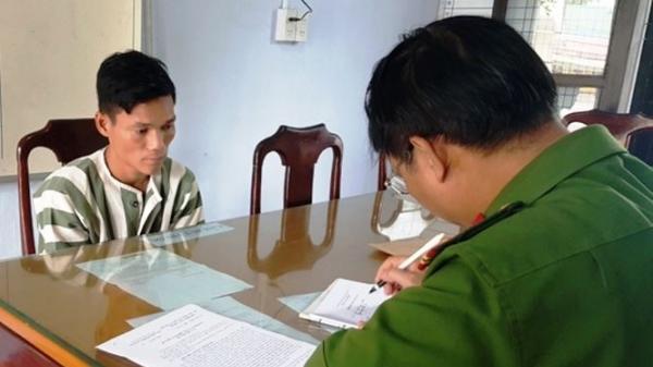 """Nam thanh niên Đà Nẵng leo tàu hỏa để đi """"chui"""", trộm luôn tài sản của hành khách"""