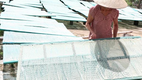 Thủ phủ làm phở sắn trăm năm tuổi độc nhất ở Quế Sơn (Quảng Nam)