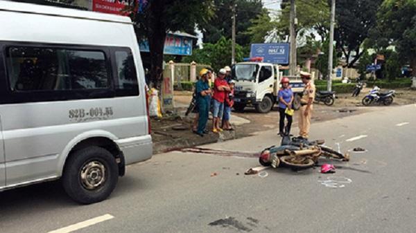 Kon Tum: Tai nạn giao thông làm một người chết