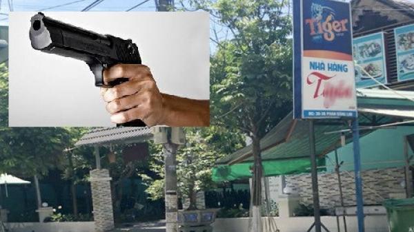 Bình Định : Bắt giữ đối tượng dùng súng bắn chết người ở Quy Nhơn