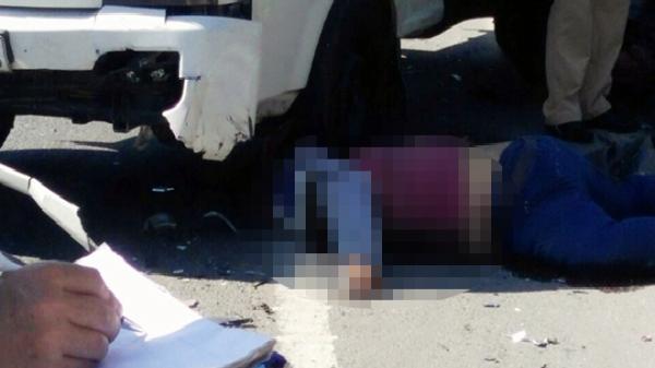 Duy Xuyên (Quảng Nam): Ôtô tải lấn làn tông trực diện xe máy, 1 người tử vong