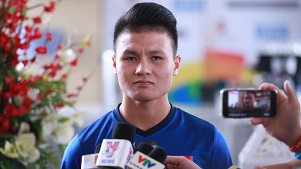 """Quang Hải chia sẻ: """"U23 Việt Nam có thể thắng U23 Nhật Bản"""""""