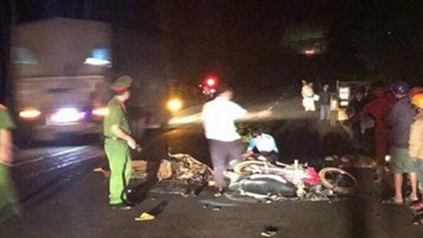 Tai nạn kinh hoàng, tài xế mang biển kiểm soát Gia Lai chết tại chỗ.