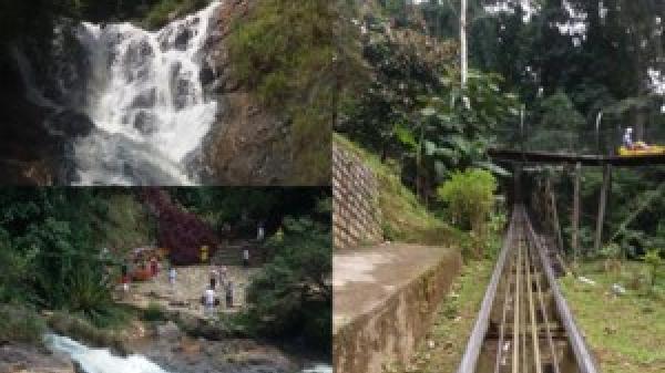 Du lịch 2/9: Lên Tây Nguyên trải nghiệm cảm giác mạnh, trượt máng ngắm thác Datanla hùng vĩ