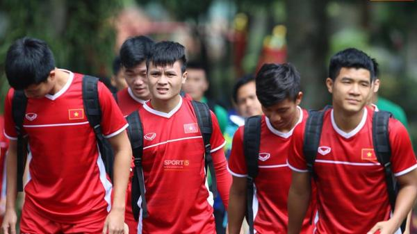 Trận tranh HCĐ giữa Olympic Việt Nam-UAE BẤT NGỜ đổi luật chơi
