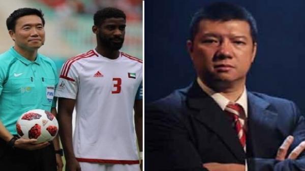 BLV Quang Huy nói lời thẳng thắn về trọng tài người Hàn Quốc