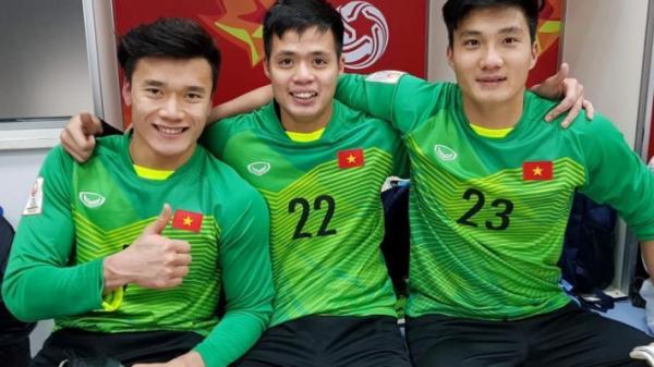 Bi kịch của thủ môn U23 VN: 2 tài năng tầm cỡ châu lục nhưng không được thi đấu