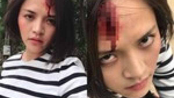 Lộ clip My 'Sói' bị đánh đập dã man đến vỡ đầu chảy máu trong 'Quỳnh Búp Bê'
