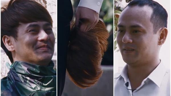 Bị yêu cầu xuống tóc trước khi nhập ngũ, Ưng Đại Vệ lộ mái tóc giả che trán hói suốt nhiều năm