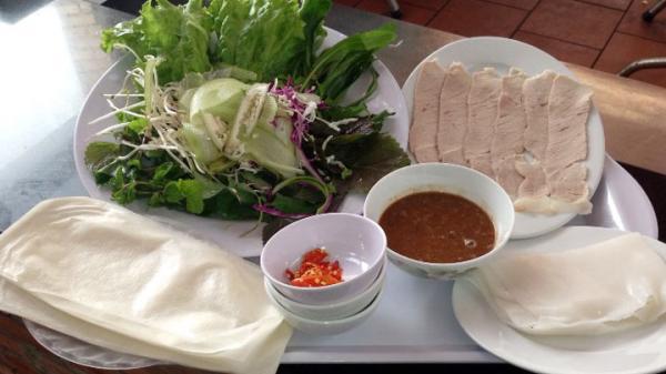 """Tìm về Đại Lộc để thưởng thức món bánh tráng mang cả """"hồn quê"""""""