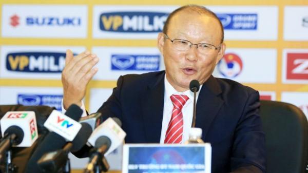 HLV Park Hang Seo muốn đánh bại đội bóng của Guus Hiddink