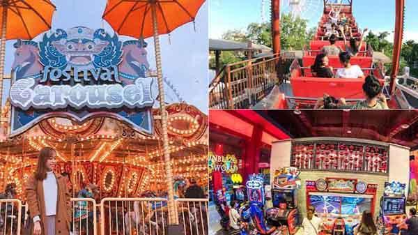 CỰC HOT: Trung thu này về Đà Nẵng quẩy hết mình, chơi tẹt ga với giá siêu rẻ chỉ 50k