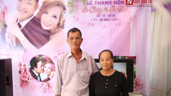 Nóng: Hé lộ khung cảnh đám cưới tại nhà cô dâu 61 lấy chồng 26 tuổi