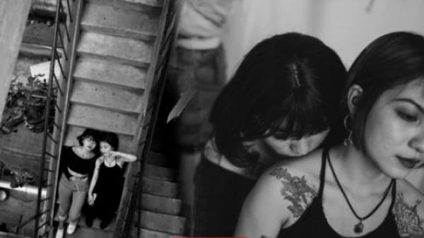 Bộ ảnh về tình yêu đồng tính nữ: kẹt trong những bức tường hay chính là rào cản xã hội