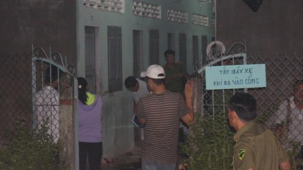 Kinh hoàng: Nghi phạm 13 tuổi đâm chết người đàn ông 35 tuổi