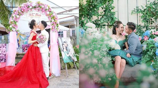 Đám cưới đặc biệt của cặp đôi cô dâu NAM, chú rể NỮ gây xôn xao cộng đồng LGBT