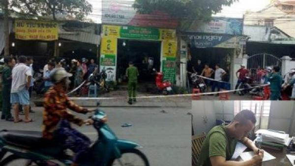 Kinh hoàng: Nhắc nhở nam thanh niên không được để lấn xe máy, chủ tiệm sửa xe bị đ.âm t.ử v.ong