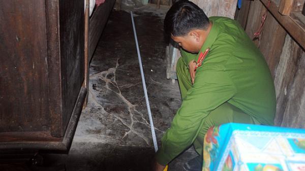 Quảng Nam: Cướp 503.000 đồng, thiếu niên 16 tuổi đâm cụ bà 82 tuổi suýt chết