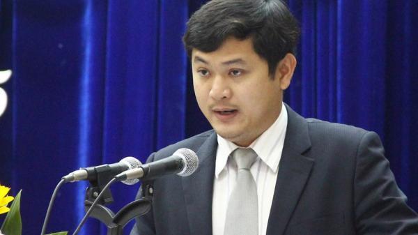 Quảng Nam: Ông Lê Phước Hoài Bảo xin nghỉ việc để đi học tiến sĩ