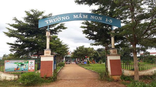Gia Lai đóng cửa một trường học vì dịch tay chân miệng