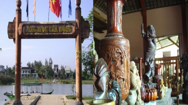 Những đôi tay tài hoa của làng mộc Kim Bồng