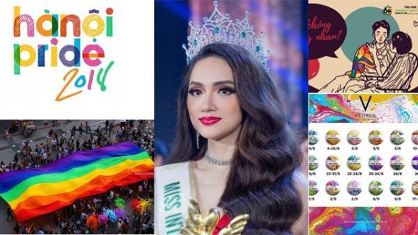Điểm lại những sự kiện nổi bật của cộng đồng LGBTQ Việt trong năm 2018