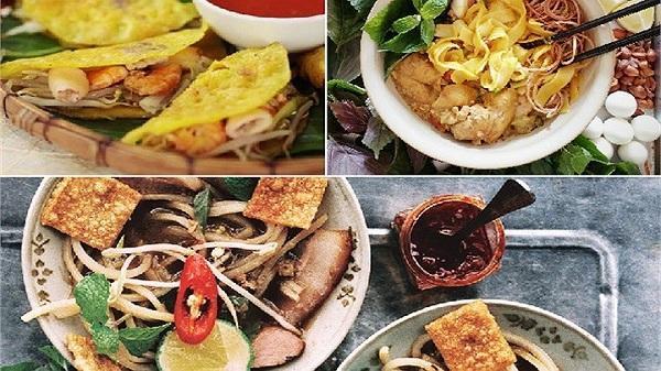 Điểm danh những món ăn ngon quên sầu ở Hội An (Quảng Nam), ai đến cũng muốn thưởng thức!