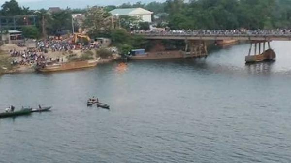 Điện Bàn (Quảng Nam): Nam thanh niên nhảy cầu Câu Lâu tự tử