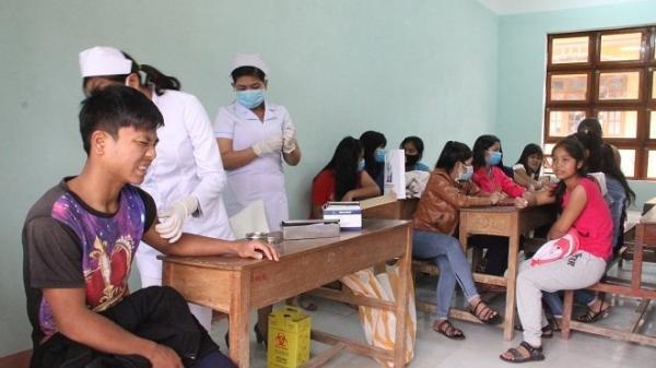 Quảng Nam: Tiếp tục phát hiện 5 trường hợp nghi nhiễm bệnh bạch hầu tại tâm ổ dịch
