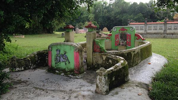 Quảng Nam: Những ngôi mộ cổ bí ẩn ở Tam Kỳ