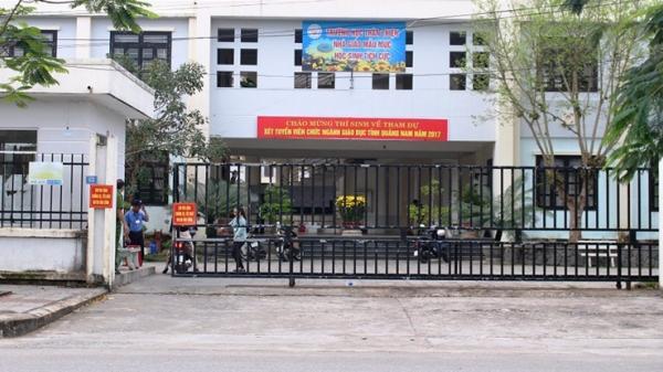 Quảng Nam: 1.191 chỉ tiêu thi tuyển viên chức ngành giáo dục