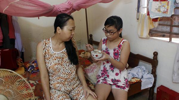 Điện Bàn (Quảng Nam): Nỗi lòng người mẹ nghèo bị ung thư