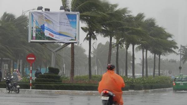 Hai ngày tới, Trung Trung Bộ có khả năng mưa lớn kéo dài cả tuần