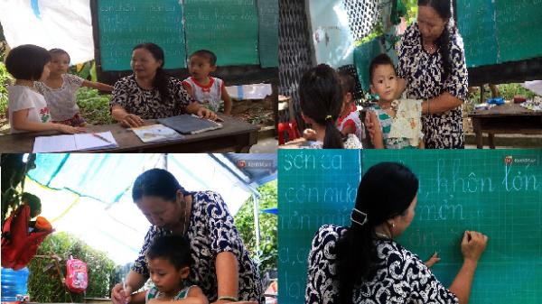 Quảng Nam: Bà giáo già 25 năm dạy học miễn phí, dùng lương hưu để chăm sóc những đứa trẻ nghèo như con ruột