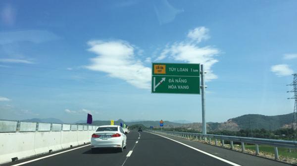 Mức phí cao nhất tuyến cao tốc Đà Nẵng - Quảng Ngãi là 380.000 đồng