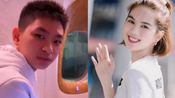 """Đố ai """"chịu chơi"""" bằng fan cứng Ngọc Trinh: Mới 16 tuổi đã bỏ gần 100 triệu mua vé thương gia chỉ để ngồi cạnh idol trong chuyến bay Dubai"""