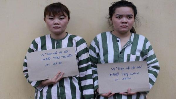 2 cô gái Quảng Ngãi chuyên hành nghề 'hai ngón'