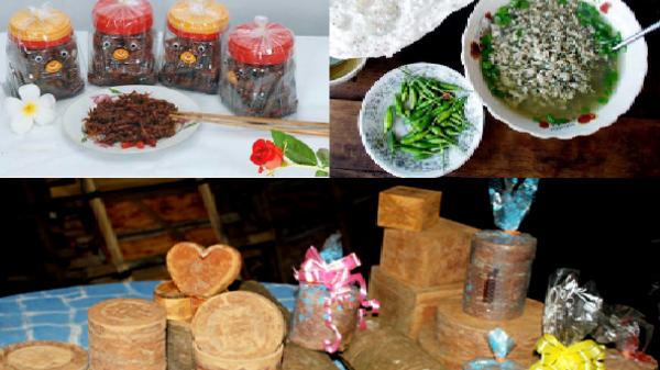 4 sản vật Quảng Ngãi giành danh hiệu đặc sản nổi tiếng