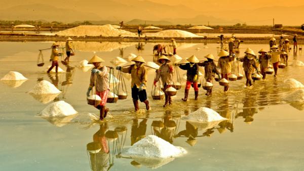 Chiêm ngưỡng nét đẹp bình dị, hoang sơ của Sa Huỳnh