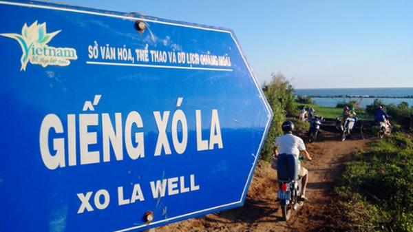 Quảng Ngãi: Nước giếng Xó La, uống vào 'sống thêm 5 tuổi'