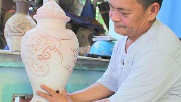 Đất và người xứ Quảng: Những truyền nhân giữ lửa ở lò gốm làng Mỹ Thiện