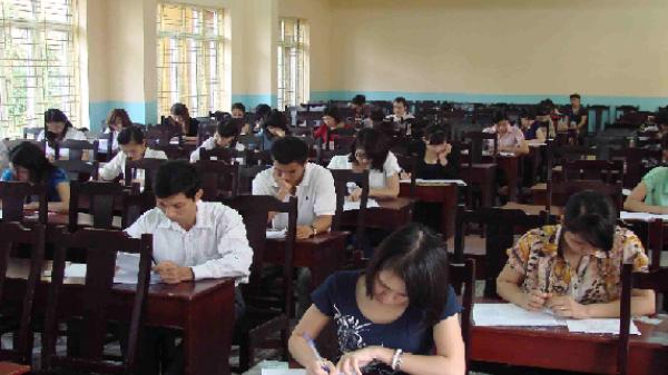 Quảng Ngãi: 36 thí sinh tham gia thi sát hạch tuyển dụng viên chức giáo viên theo chính sách thu hút